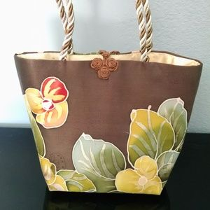 Handbags - Batik handmade shoulder bag